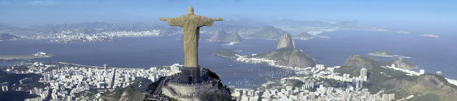 Reizen naar Brazilie